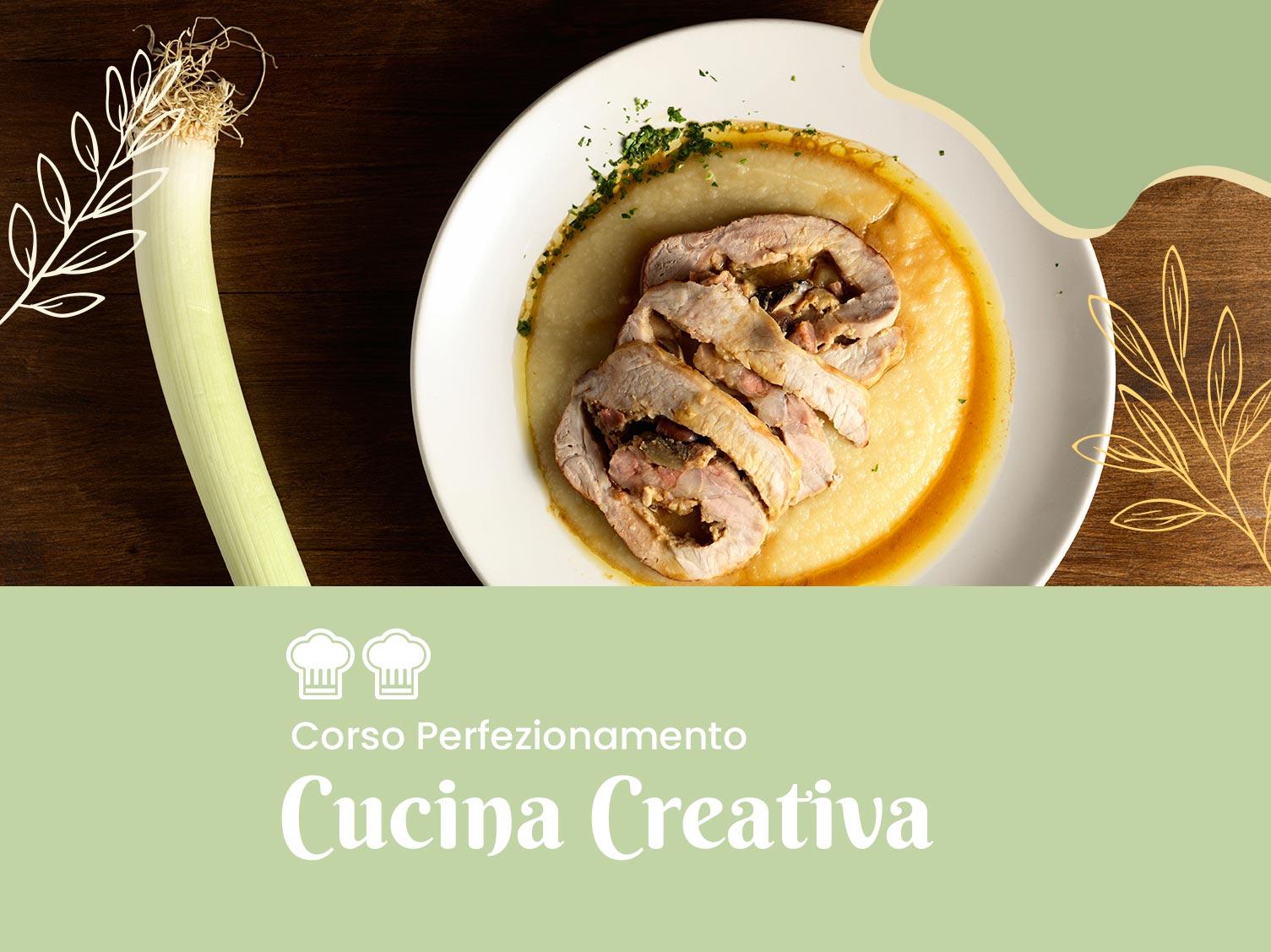 cucina creativa perfezionamento